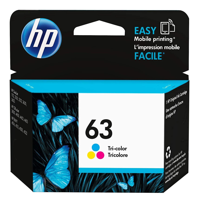 Hp 63 Tri-Colour