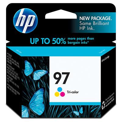 Hp 97 Tri-Colour
