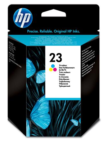 Hp 23 Tri-Colour
