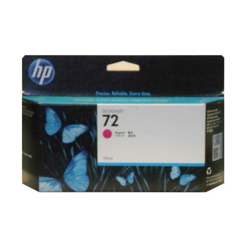 Hp #72 Plotter Ink Magenta 130Ml