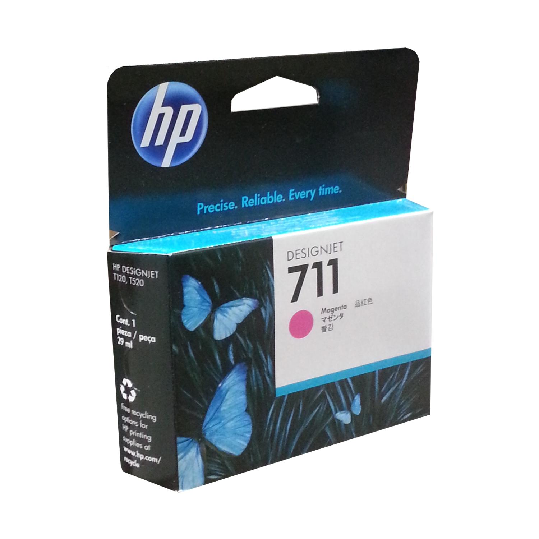 Hp 711 Magenta Ink Regular Yield 29Ml