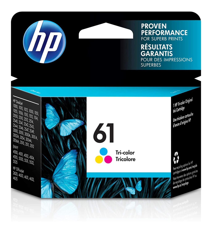 Hp 61 Tri-Colour