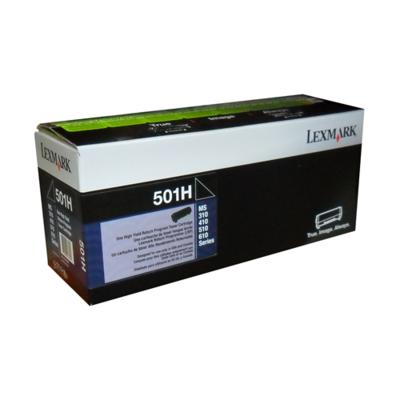 Lexmark Toner 50F1H00 Black