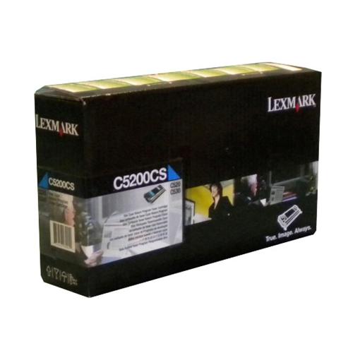 Lexmark C5200Cs Cyan