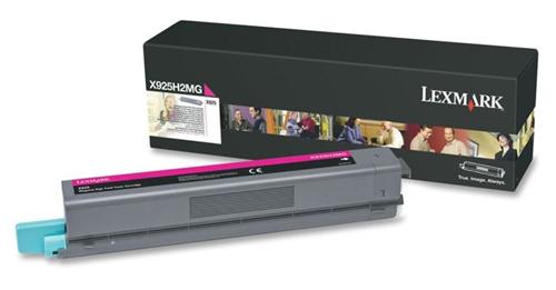 Lexmark Toner X925H2Mg Magenta