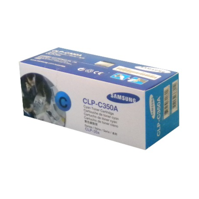 Samsung Toner Clp-C350A Cyan