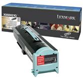Lexmark Toner X850H21G Black