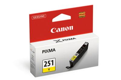 Canon 251 Yellow