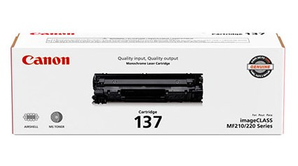 Canon 137  Black Imageclass