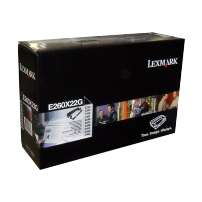 "Lexmark E260X22G Photo Conductor Kit ""Drum"""