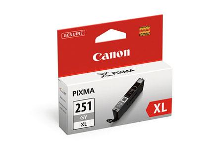 Canon 251Xl Grey