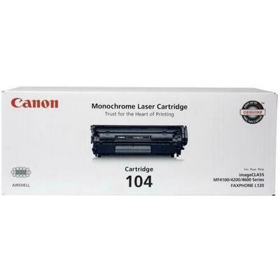 Canon 104 Toner Black