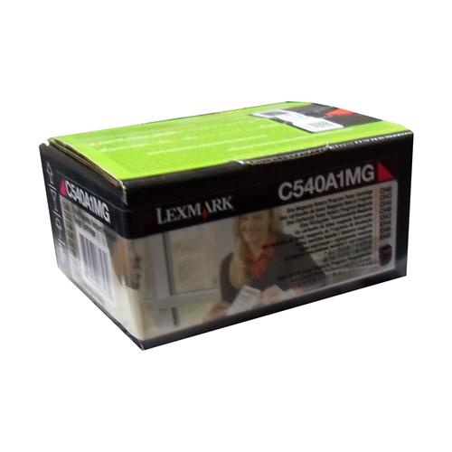 Lexmark Toner C540A1Mg Magenta