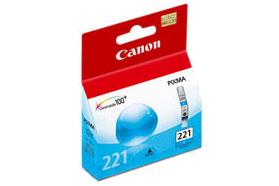 Canon Cli-221 Cyan