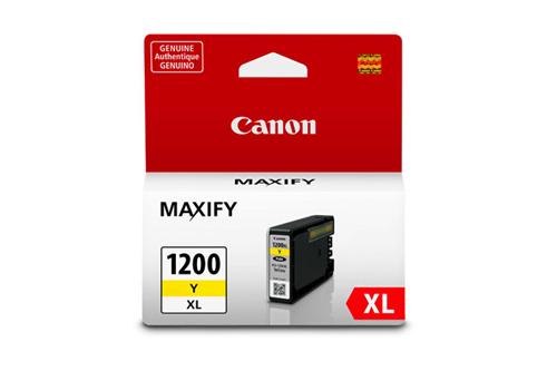 Canon PGI 1200Xl Yellow