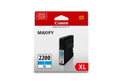 Canon 2200 Xl 9268B001 Cyan