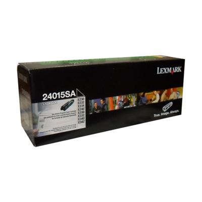 Lexmark Toner 24015Sa Black
