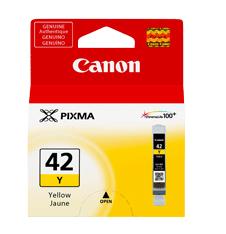 Canon Cli-42Y Yellow For Prixma