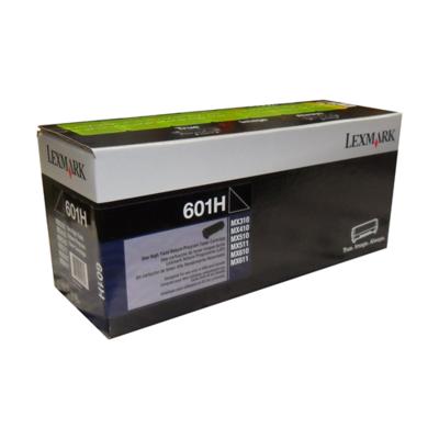 Lexmark Toner 601H Hy 60F1H00 Black