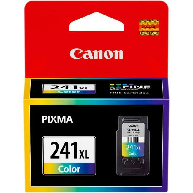 Canon 241Xl Colour