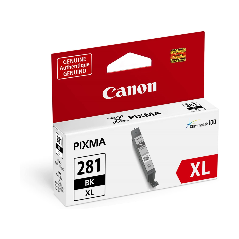 Canon 281Xl Black