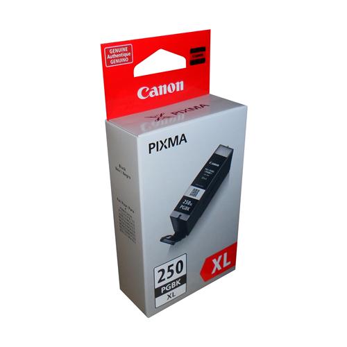 Canon 250Xl Black