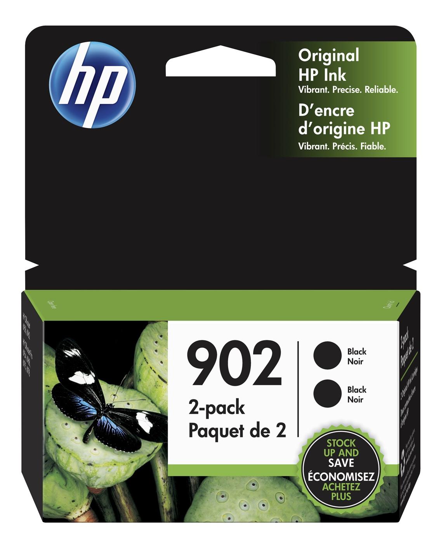 Hp 902 Black 2 Pack 2 Pack