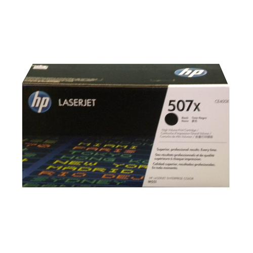 Hp Toner 507X Ce400X Black