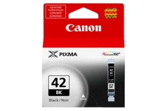 Canon Cli-42Bk Black For Prixma