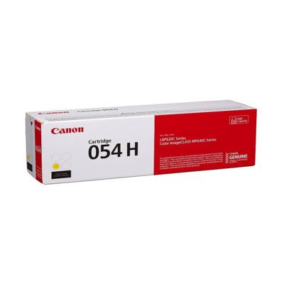 Canon 054 H Yellow