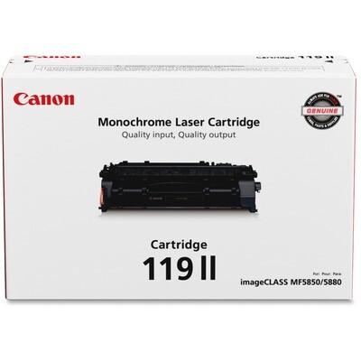 Canon 119Ii High Capacity Black