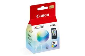 Canon Cl-211 Tri-Colour