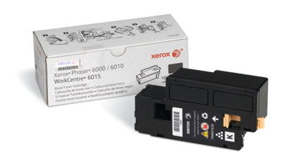 Toner Xerox 106R01630 Black For 6015