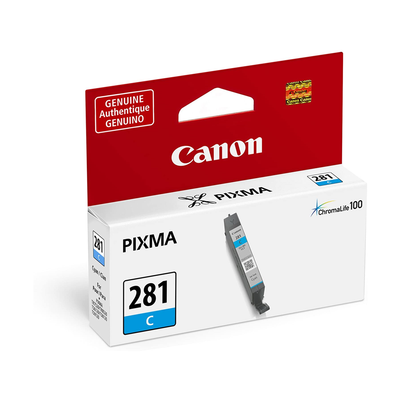 Canon 281 Cyan