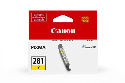 Canon 281 Yellow