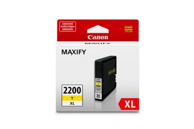 Canon 2200 Xl 9270B001 Yellow