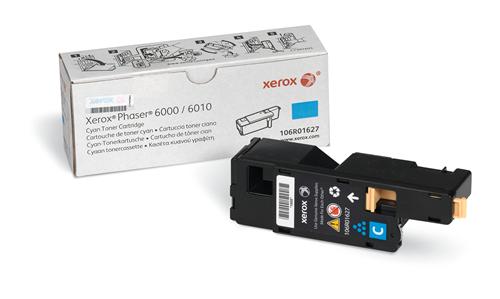 Toner Xerox 106R01627 Cyan Phaser 6000/6010 Workcentre 6015