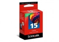 Lexmark 15 Colour- Inkjet