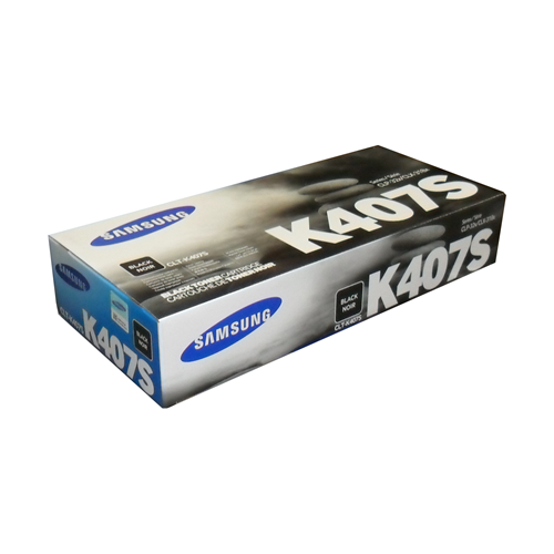 Samsung Toner Clt-K407S Black