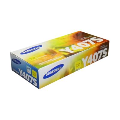 Samsung Toner Clt-Y407S Yellow