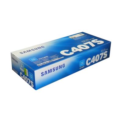 Samsung Toner Clt-C407S Cyan
