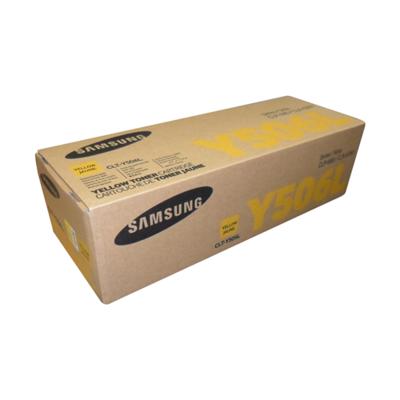 Samsung Toner Clt Y506L 3.5K Yellow