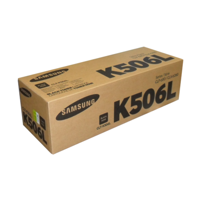 Samsung Toner Clt K506L 6K Black