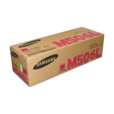 Samsung Toner Clt M506L 3.5K Magenta