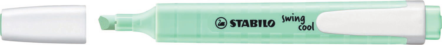 Highlighter, Swing Cool Pastel Mint, Single