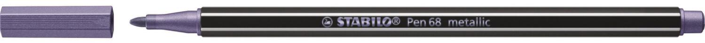 Pen, 68 Metallic Lilac, 1.4 Mm, Single