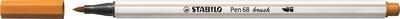 Pen, 68 Brush Dark Orcher, Single