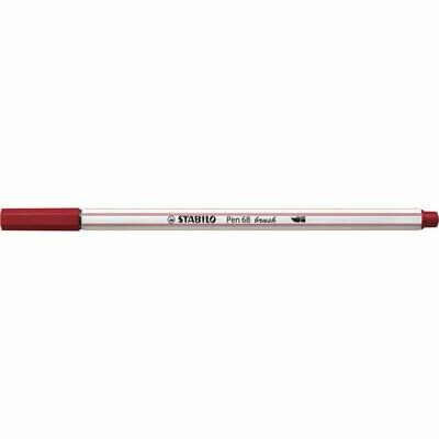 Pen, 68 Brush Purple, Single