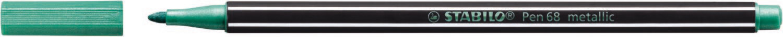 Pen, 68 Metallic Green, 1.4 Mm, Single