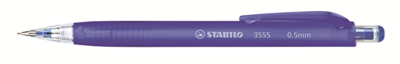 Pencil, Mechanical 3555 Assorted, 0.5 Mm, Single